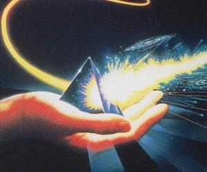 futurism, futuristic, and retro image