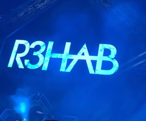 blue, dj, and rehab image