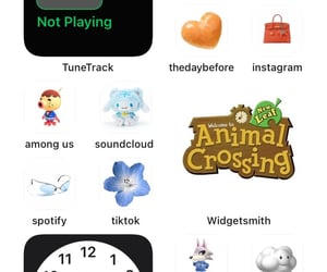 animal crossing, core, and inspo image
