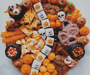 Halloween, sweets, and trick or treat image