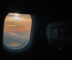 adventure, colours, and flight image
