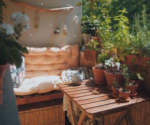 balcony, outdoors, and design image