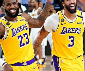 lakers, los angeles lakers, and LeBron James image