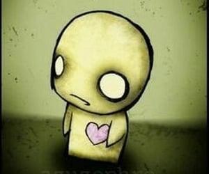 hug, emo, and promise image