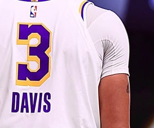 los angeles lakers, NBA, and anthony davis image