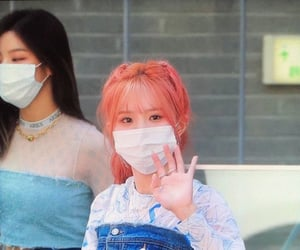 kpop, lq, and fromis image