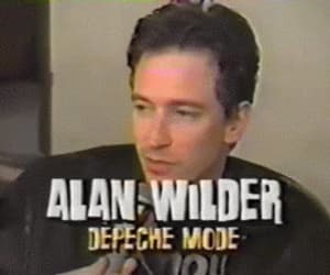 depeche mode, gif, and alan wilder image