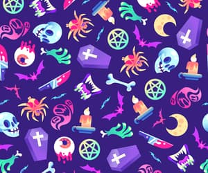 Halloween, wallpaper, and background image