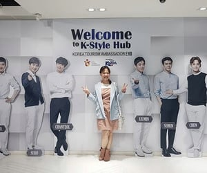 fan, seoul, and south korea image