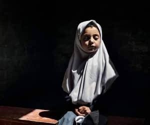 baby, hijab, and iranian image