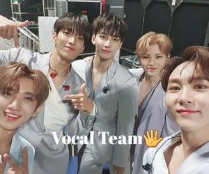 jihoon, jeonghan, and DK image