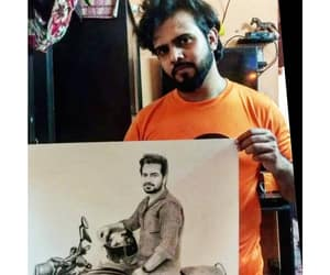 portrait maker in delhi, sketch artist in india, and sketch artist near by me image