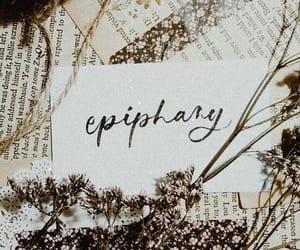 album, epiphany, and Lyrics image