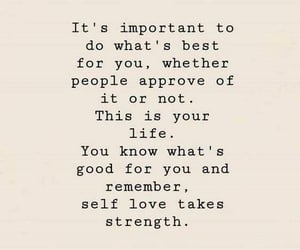 quotes, self love, and inspiration image