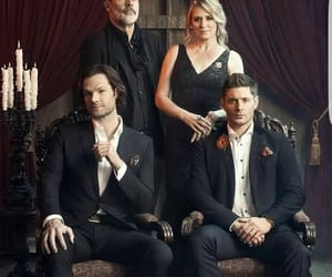family, Jensen Ackles, and series image