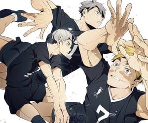 anime, haikyu, and kageyama image