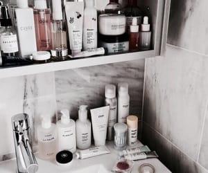 beauty, bathroom, and cosmetics image