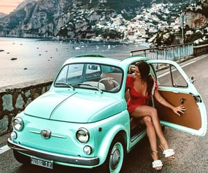 cars, chill, and fashion image