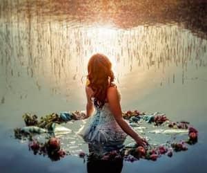 Dream, fantasy, and girls image