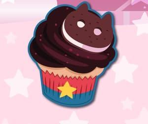 aesthetics, art, and cupcake image