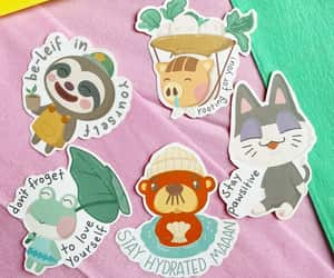 animal crossing, artwork, and etsy image