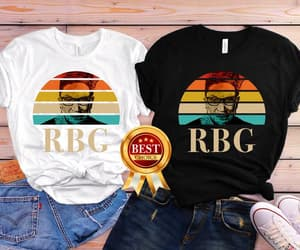 ruth bader ginsburg, feminism shirt, and equality shirt image