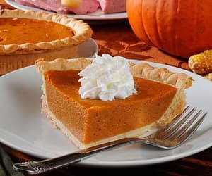 autumn, fall, and Pumpkin Pie image