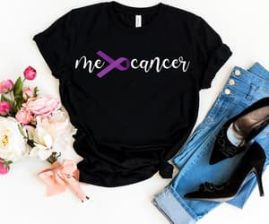 etsy, cancer gift, and family cancer shirts image