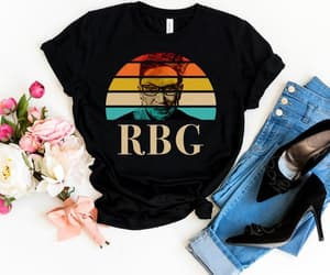 graphic tees, ruth bader ginsburg, and i dissent image