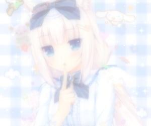 anime, messy, and vanilla image