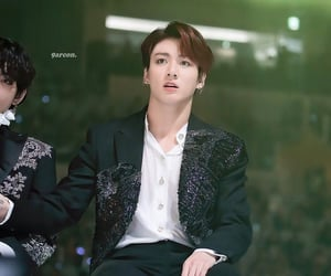 army, black suit, and jk image