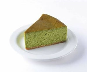 cake, delicious, and green image