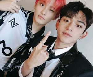 mark, mark lee, and nct u image