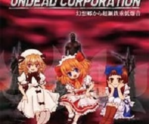 anime, 00's, and undead image