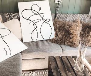 art, diy, and wood image