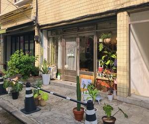 aesthetic, korea, and cafe image