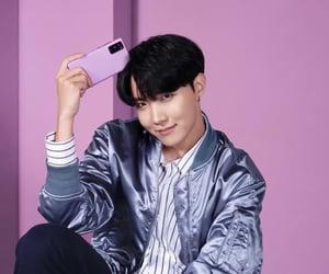 man, pink, and jung hoseok image