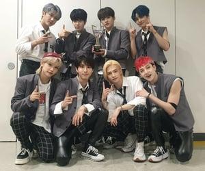 boys, seungmin, and jeongin image