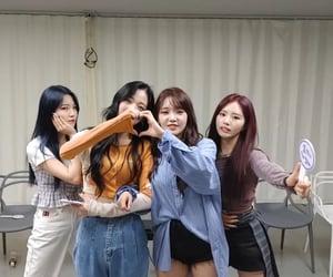 kpop, jisun, and jiheon image