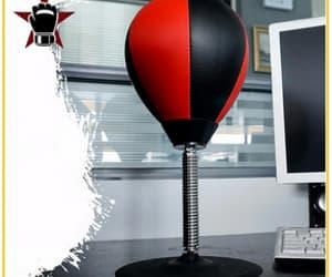 pu desktop punching bag image