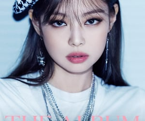 kpop, poster, and jennie image