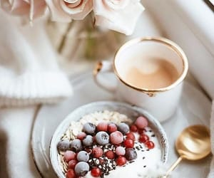 aesthetic, breakfast, and and coffee image image