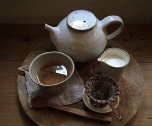 cozy and tea image