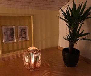 candle, interior, and decoration image