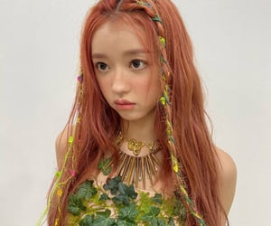 yooa, oh my girl, and asian girl image
