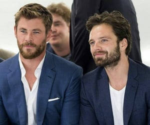 boys, Marvel, and sebastian stan image