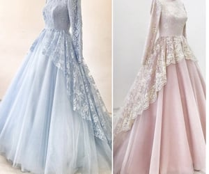 ball gown, gowns, and prom dress image