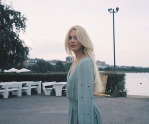 ethereal, norway, and fashion style outfit image