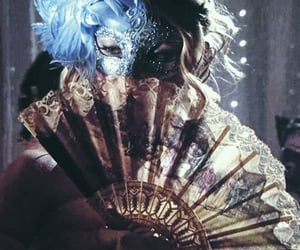beautiful, masquerade, and party image