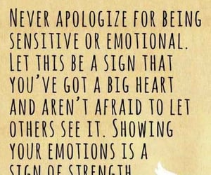 emotions, quotes, and words image